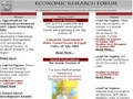 Economic Research Forum