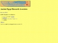 Ancient Egypt Research Associates