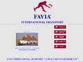 Favia International Transport
