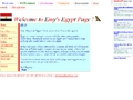 Emy's Egypt Page