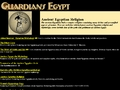 Guardian's Egypt - Ancient Egyptian Religion