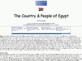 Hejlah - The Country and People of Egypt