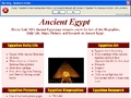 Ancient Egypt by History Link 101