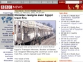Minister Resigns over Egypt Train Fire
