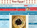 The Ministry of Tourism's Egyptian Recipe Index